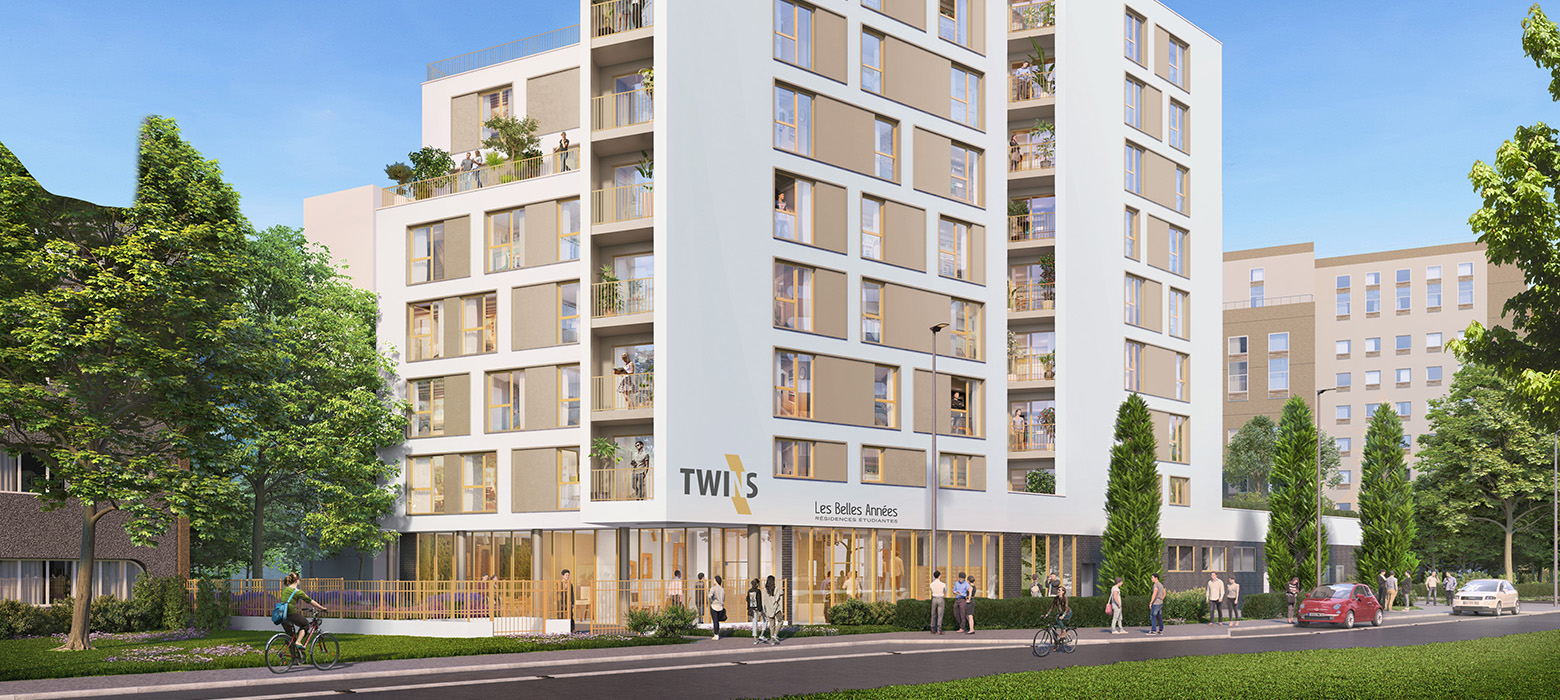 RESIDENCE LE TWINS