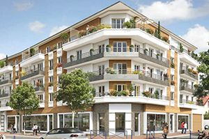 Programme immobilier Drancy