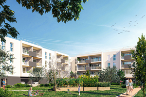 Programme immobilier Arles