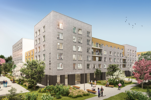 Programme immobilier Amiens