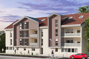 Programme immobilier Gex